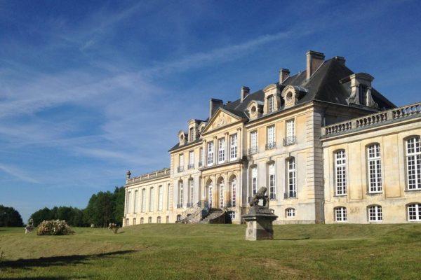 Château de Versainville loué pour des mariages